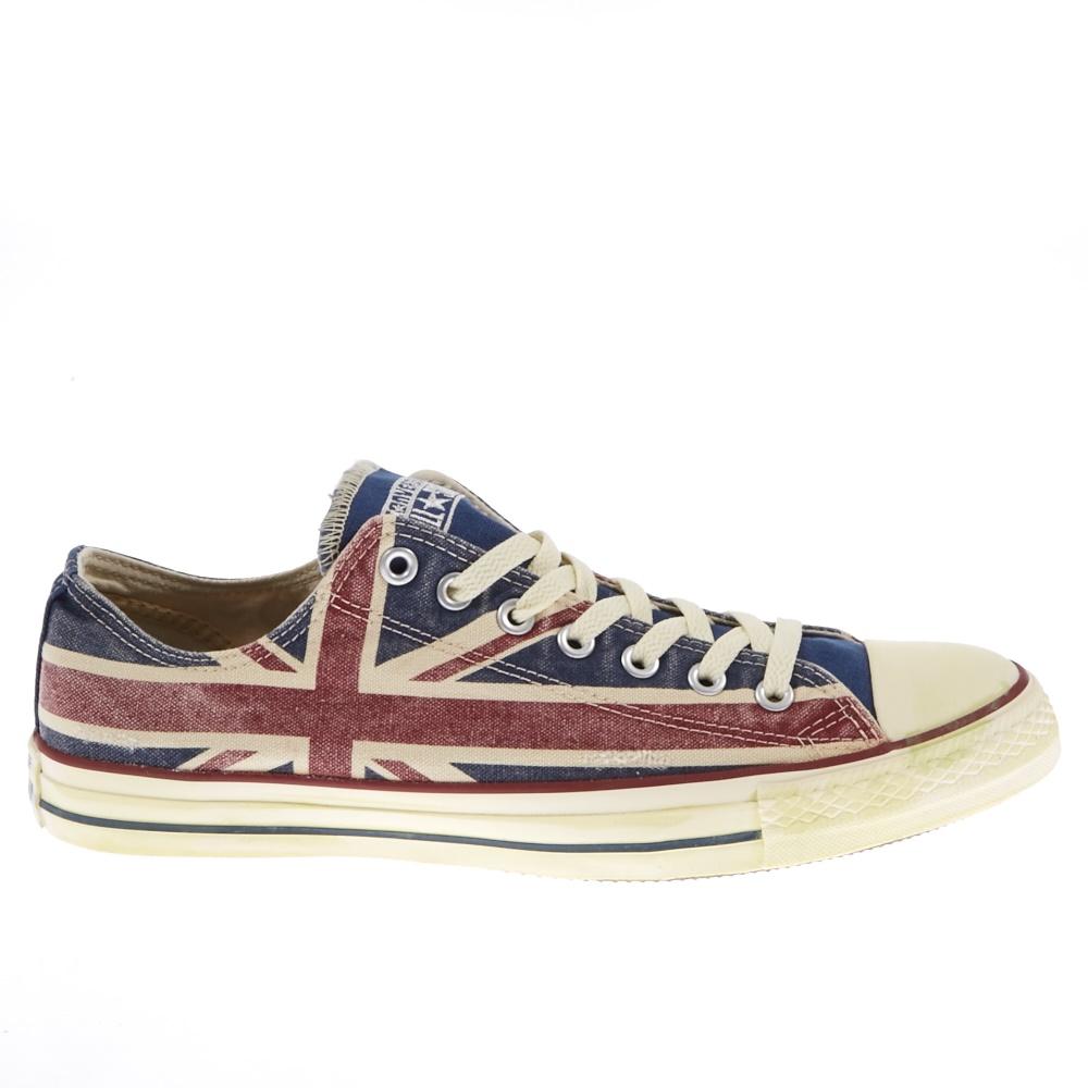 CONVERSE - Παπούτσια Chuck Taylor μπεζ γυναικεία παπούτσια sneakers