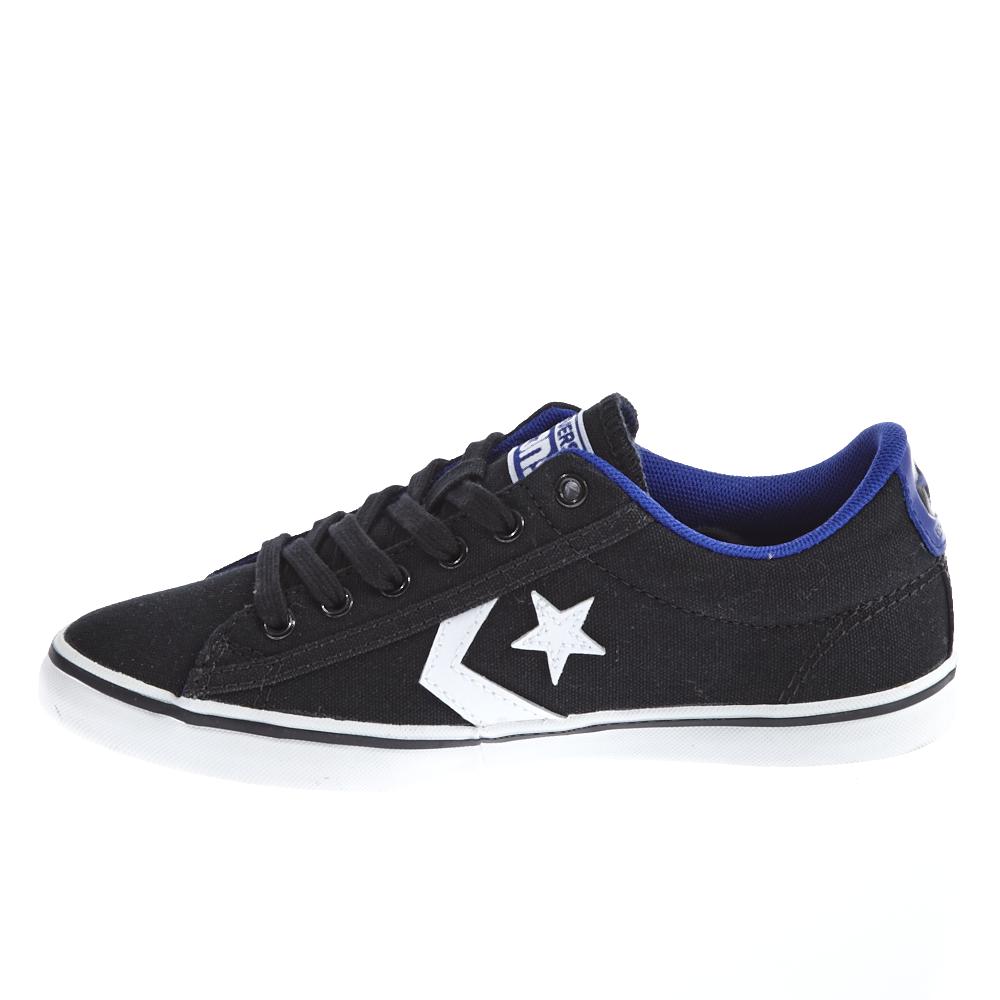 CONVERSE – Unisex παπούτσια Star Player μαύρα