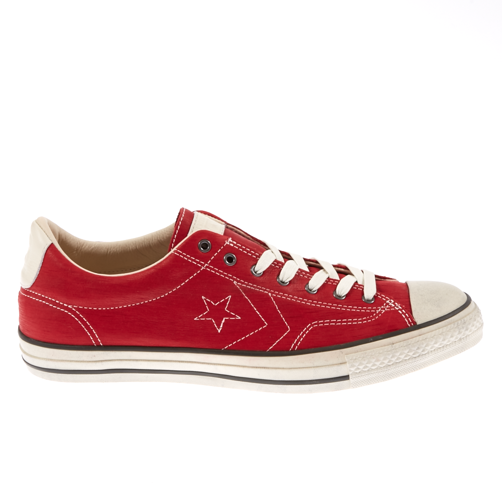 CONVERSE - Unisex παπούτσια Star Player κόκκινα γυναικεία παπούτσια sneakers