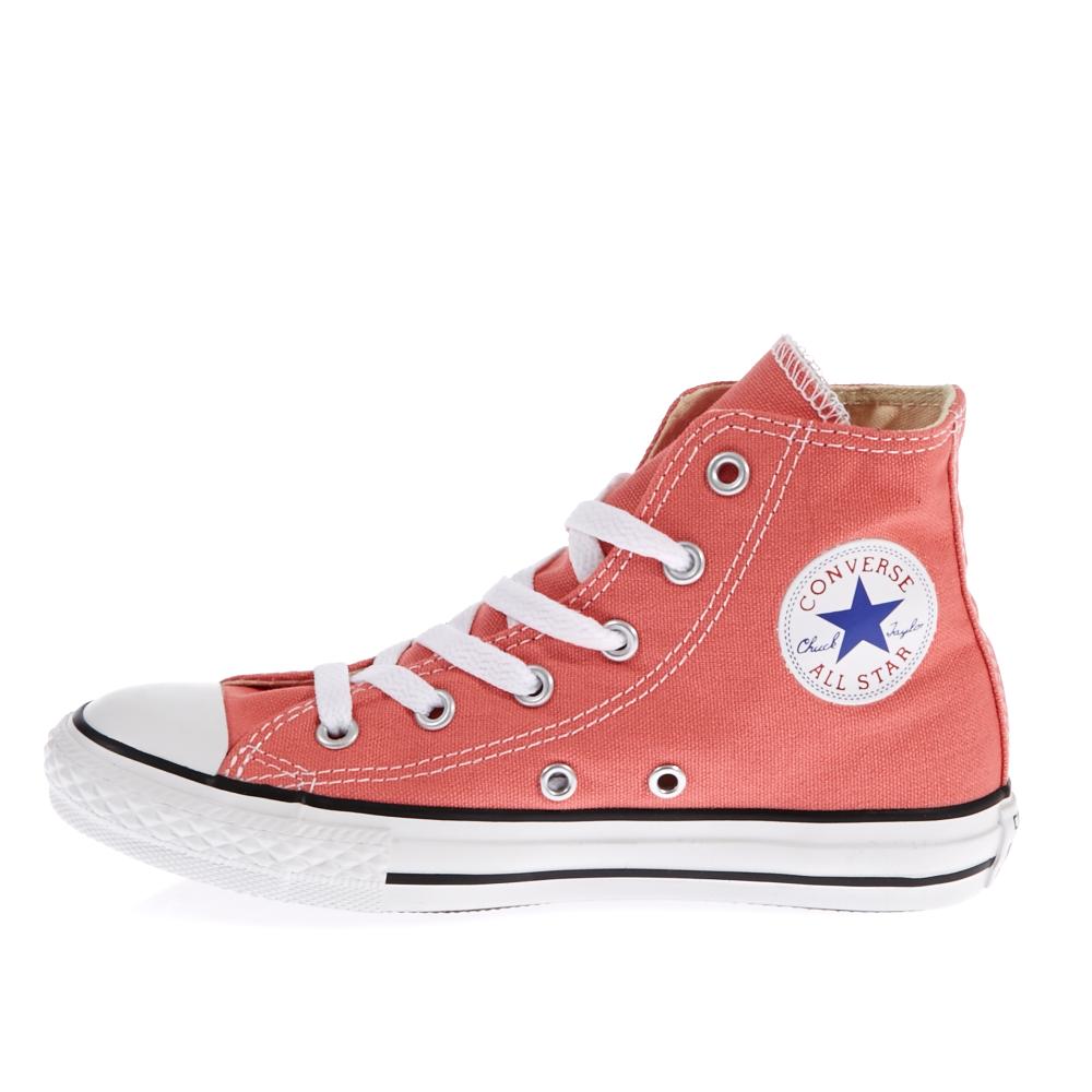 CONVERSE – Παιδικά μποτάκια Chuck Taylor All Star ροζ