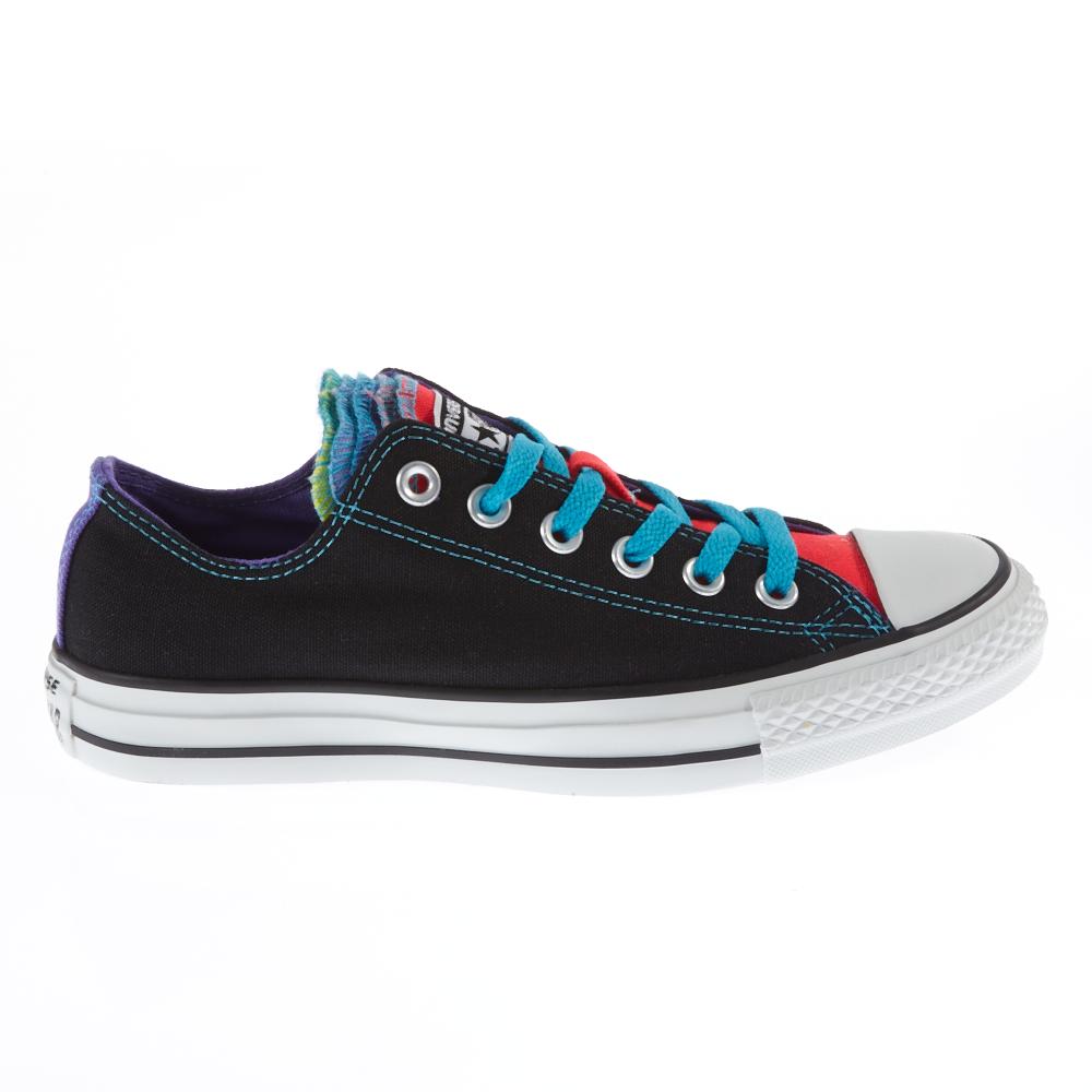 CONVERSE - Παπούτσια Chuck Taylor μαύρα γυναικεία παπούτσια sneakers
