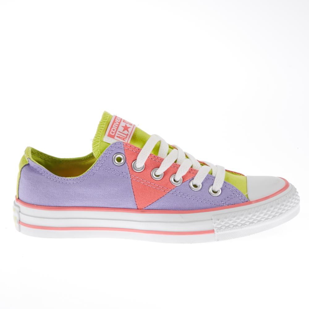 CONVERSE - Γυναικεία παπούτσια Chuck Taylor λιλά γυναικεία παπούτσια sneakers