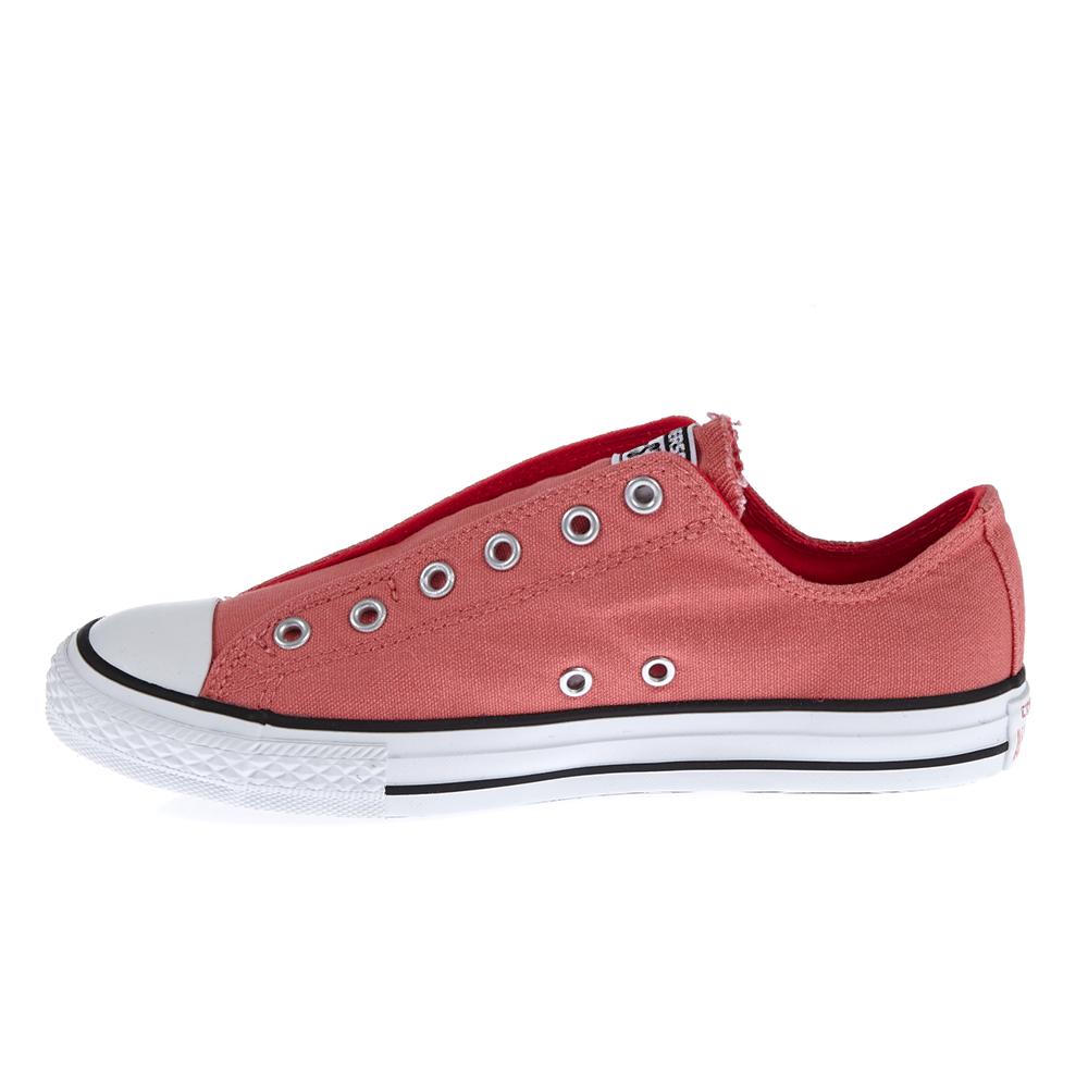 aa94e583415 CONVERSE - Παιδικά παπούτσια Chuck Taylor ροζ