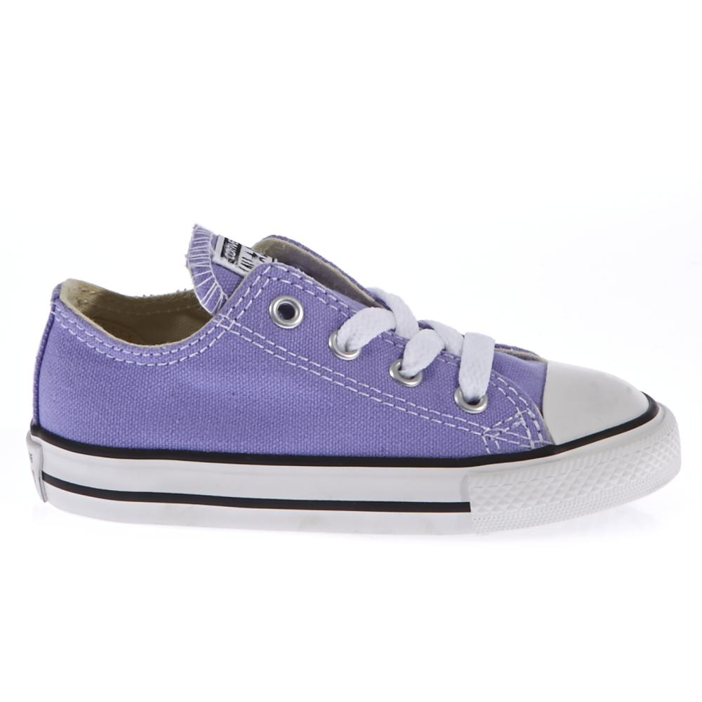 CONVERSE – Παιδικά παπούτσια Chuck Taylor μωβ ανοιχτό