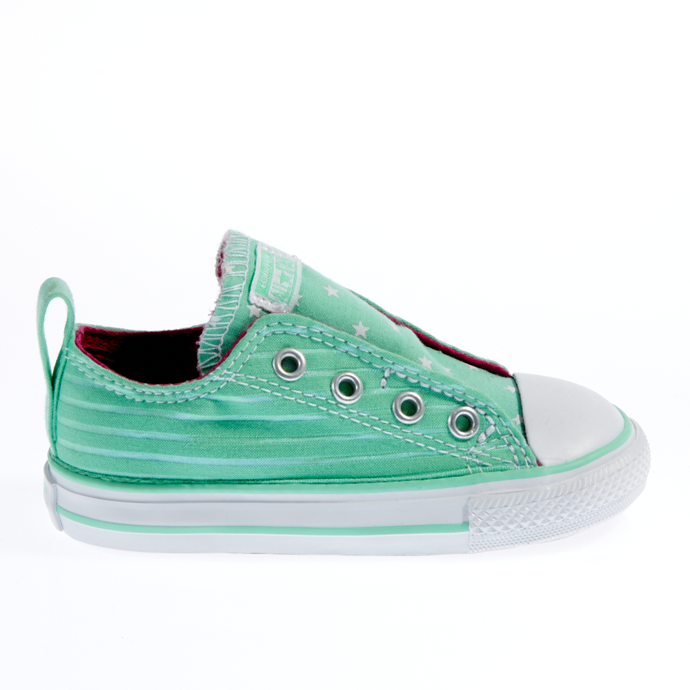 CONVERSE – Βρεφικά παπούτσια Chuck Taylor φυστικί