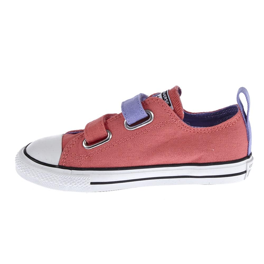 CONVERSE – Βρεφικά παπούτσια Chuck Taylor ροζ