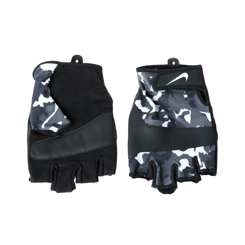 NIKE ACCESSORIES - Γάντια NIKE μαύρα ανδρικά αξεσουάρ αθλητικά είδη εξοπλισμός