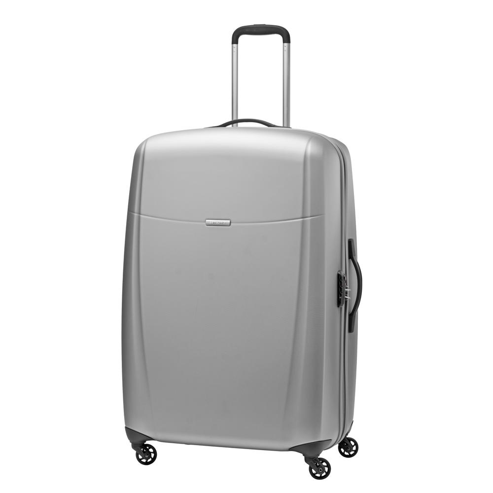 SAMSONITE - Βαλίτσα μεγάλη BRIGHT LITE SAMSONITE γκρι γυναικεία αξεσουάρ είδη ταξιδίου βαλίτσες μεγάλες