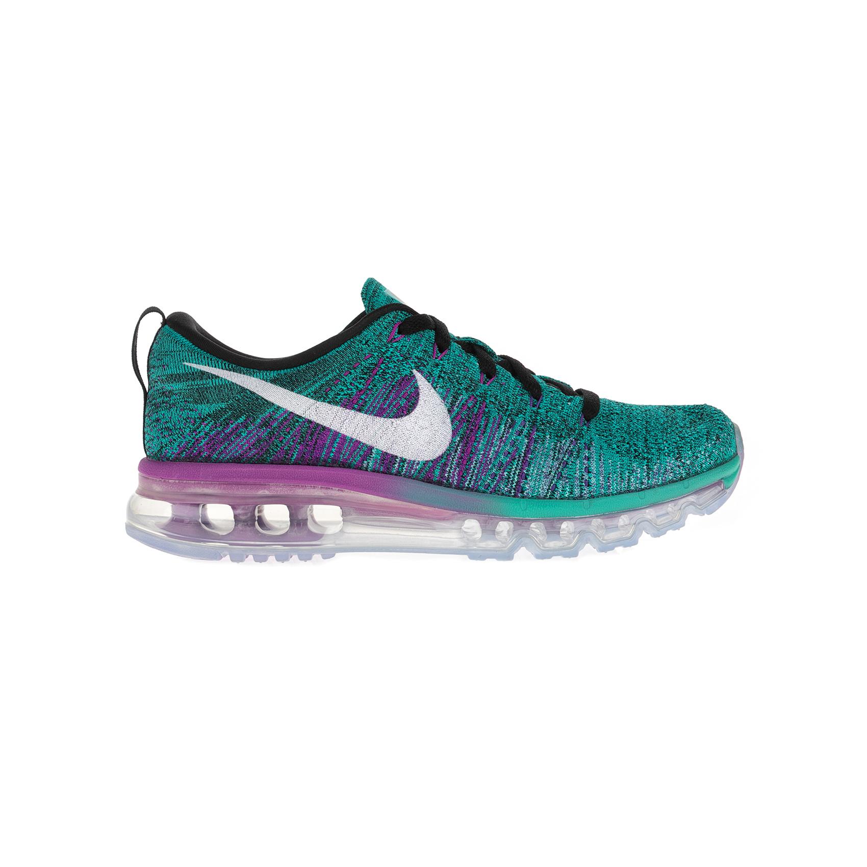 NIKE - Γυναικεία παπούτσια NIKE ULTRA FLYKNIT MAX πράσινα-μοβ γυναικεία παπούτσια αθλητικά running