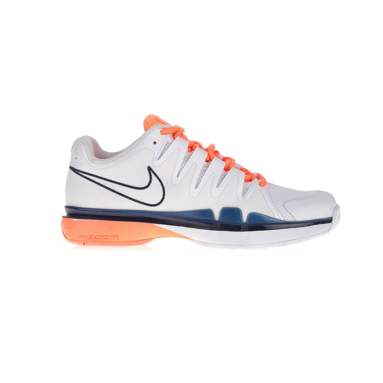 NIKE – Γυναικεία παπούτσια NIKE ZOOM VAPOR 9.5 TOUR λευκά-πορτοκαλί