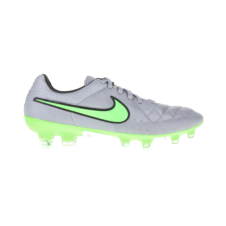 NIKE – Ανδρικά ποδοσφαιρικά παπούτσια ΝΙΚΕ TIEMPO LEGACY FG λευκά-πράσινα