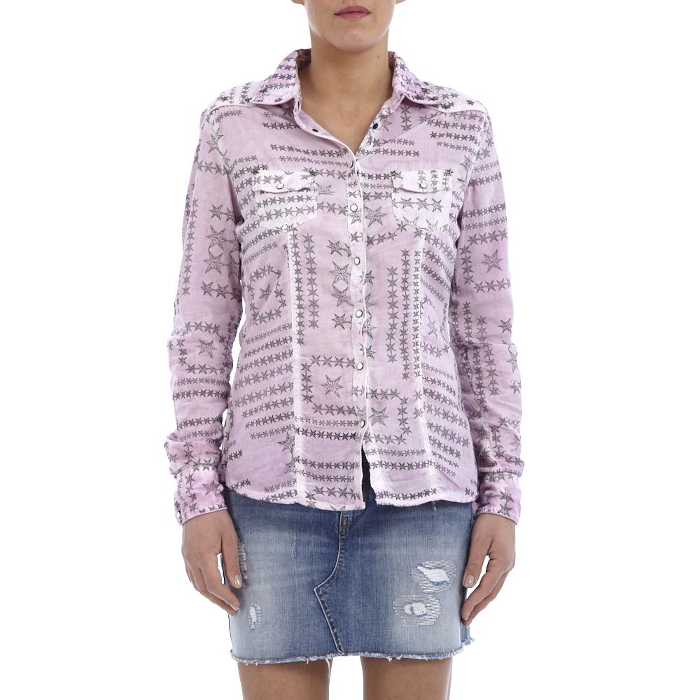 c5e2af843707 GUESS - Γυναικείο πουκάμισο GUESS ροζ ⋆ pressmedoll.gr
