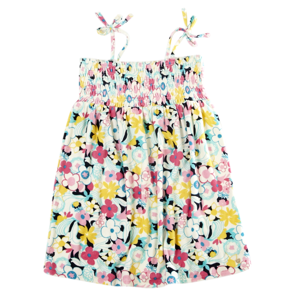JUICY COUTURE KIDS – Παιδικό φόρεμα Juicy Couture εμπριμέ