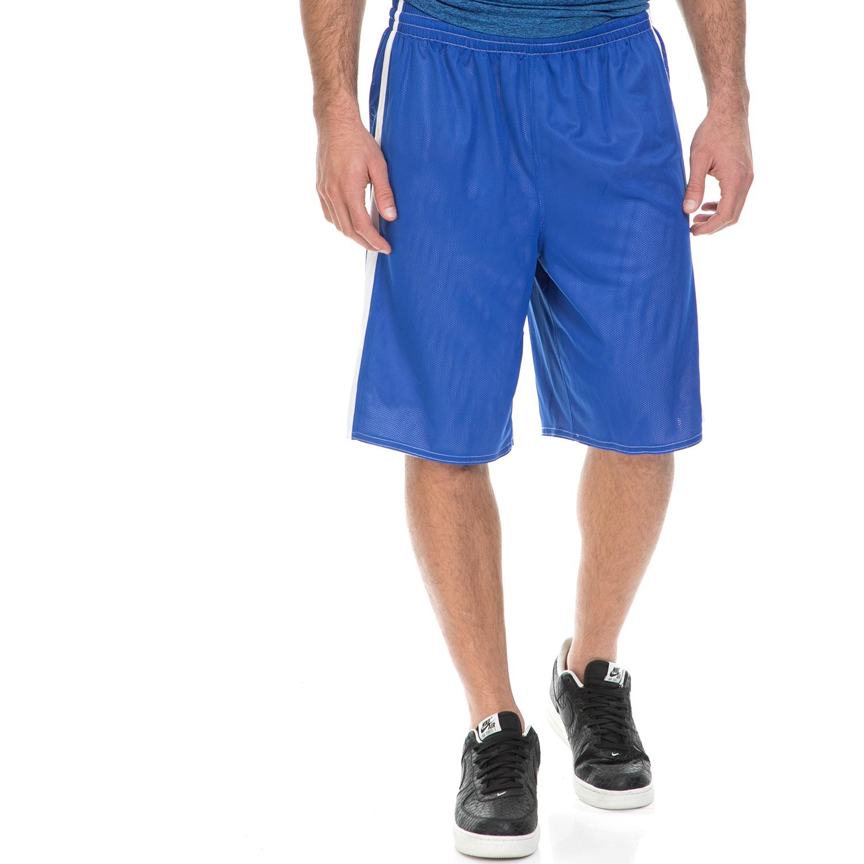 NIKE - Ανδρική βερμούδα μπάσκετ ΝΙΚΕ STOCK LEAGUE μπλε ανδρικά ρούχα σορτς βερμούδες αθλητικά