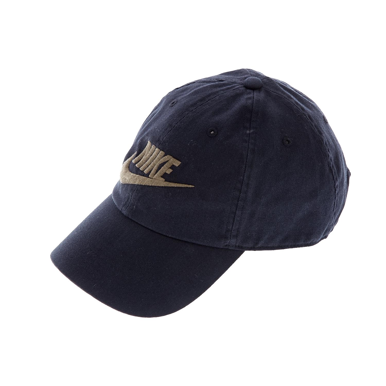 NIKE – Καπέλο jockey NIKE FUTURA WASHED μαύρο