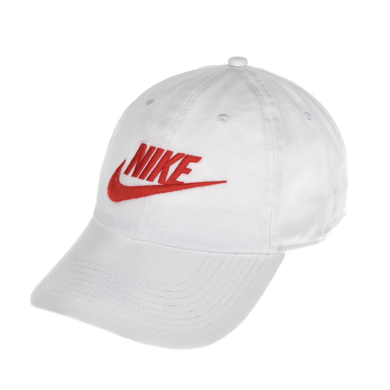 NIKE – Unisex καπέλο NIKE λευκό