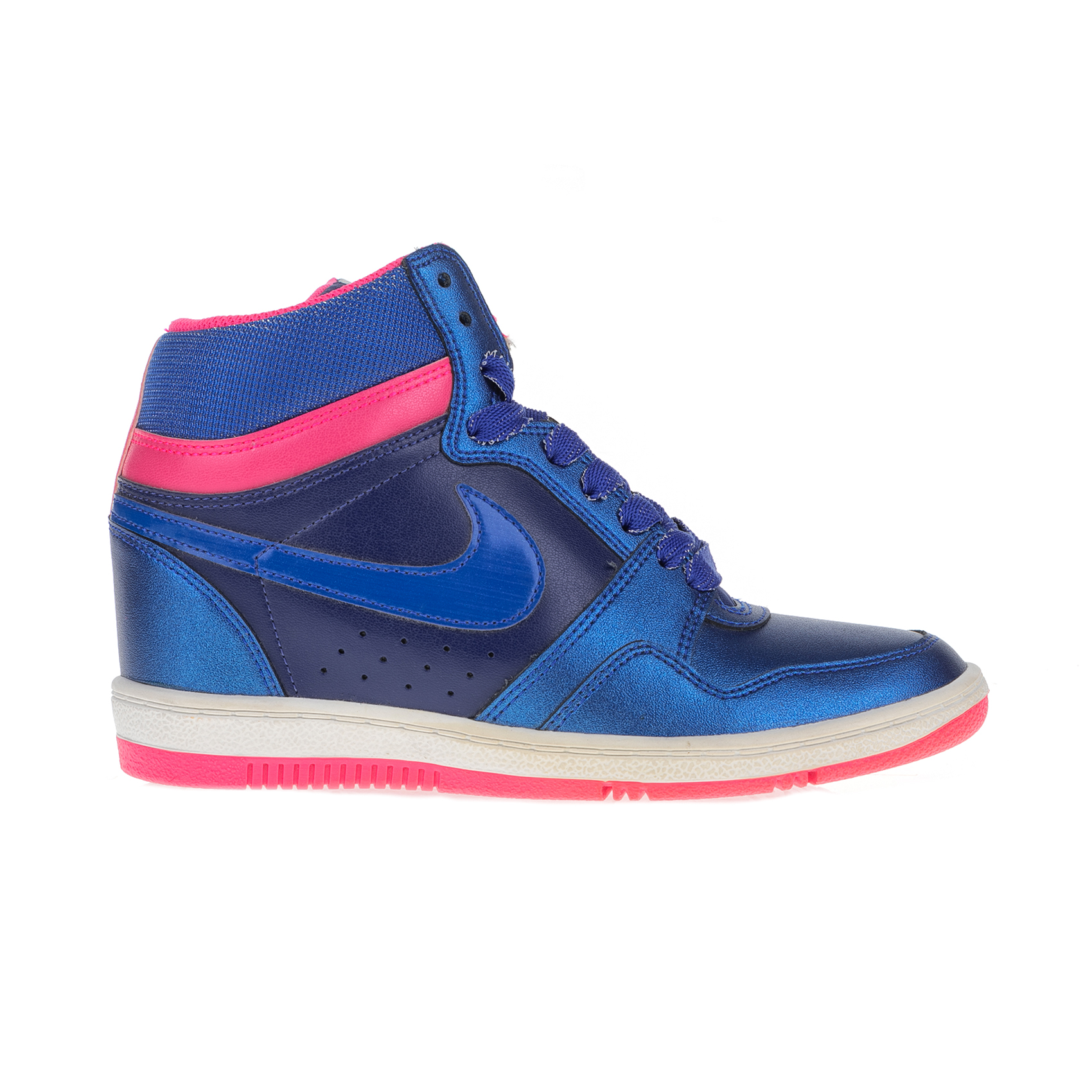 NIKE – Γυναικεία παπούτσια Nike FORCE SKY HIGH PRM μπλε