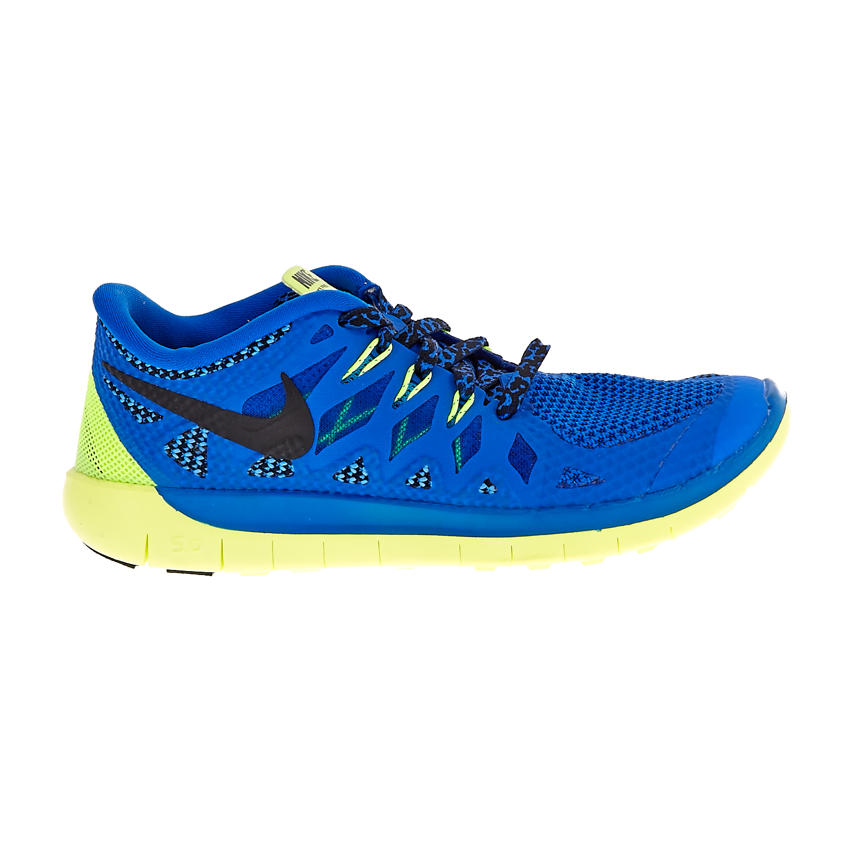 NIKE - Παιδικά αθλητικά παπούτσια NIKE FREE 5.0 μπλε παιδικά boys παπούτσια αθλητικά