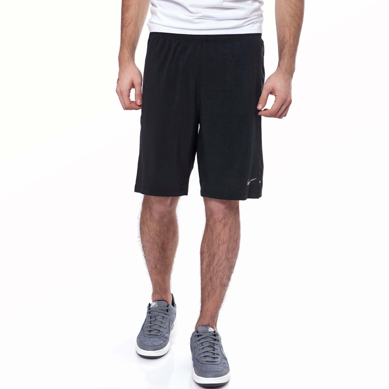 """NIKE - Ανδρικό σορτς Nike 9"""" PHENOM μαύρο ανδρικά ρούχα σορτς βερμούδες αθλητικά"""