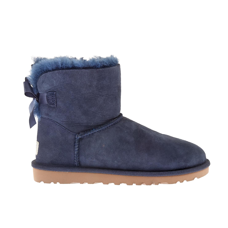UGG - Γυναικεία μποτάκια Ugg Australia μπλε γυναικεία παπούτσια μπότες μποτάκια μποτάκια