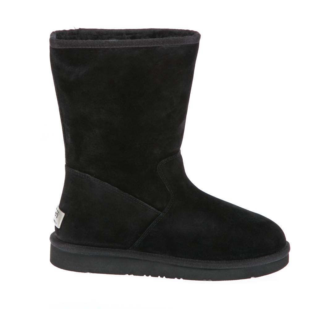 UGG AUSTRALIA - Γυναικείες μπότες Ugg Australia μαύρες γυναικεία παπούτσια μπότες μποτάκια μποτάκια