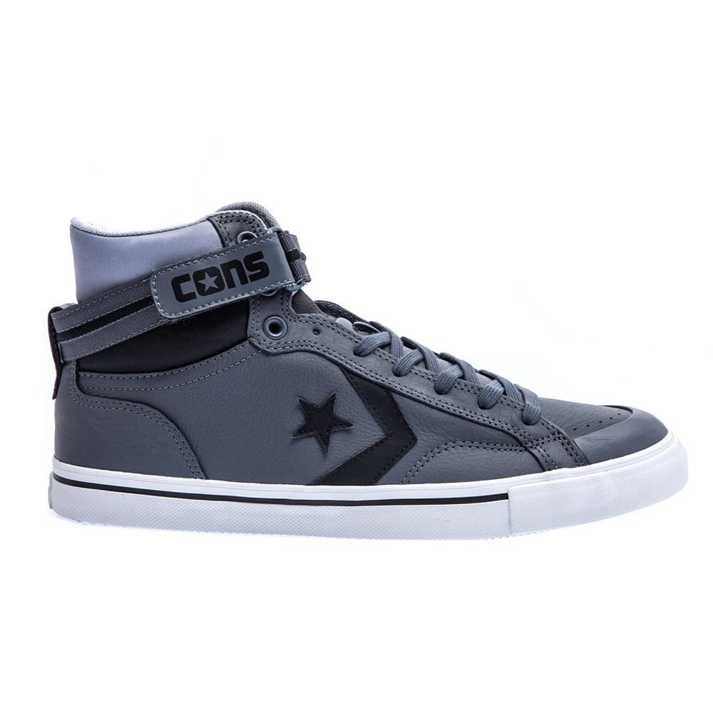 CONVERSE – Unisex παπούτσια Pro Blaze Plus ανθρακί
