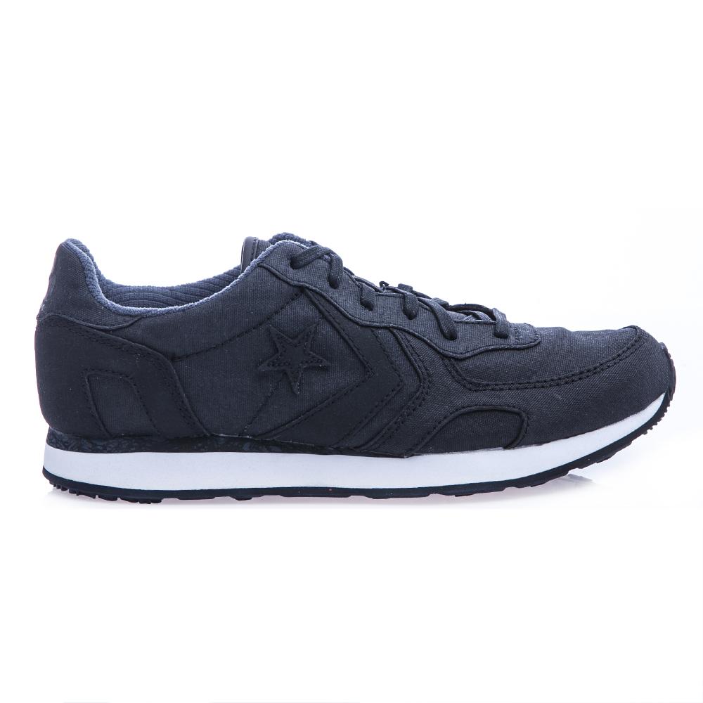 CONVERSE - Unisex παπούτσια Auckland Racer μαύρα ανδρικά παπούτσια sneakers