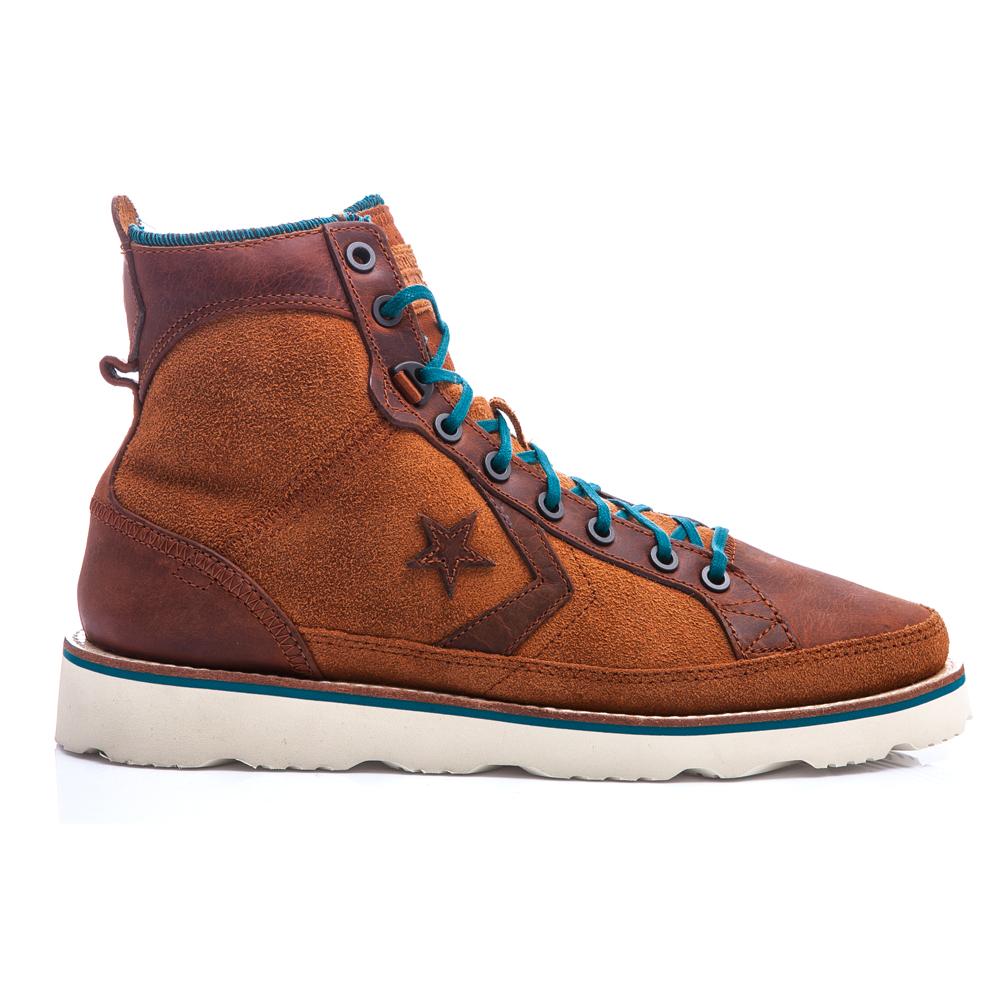 CONVERSE - Unisex παπούτσια Pro Field καφέ γυναικεία παπούτσια sneakers