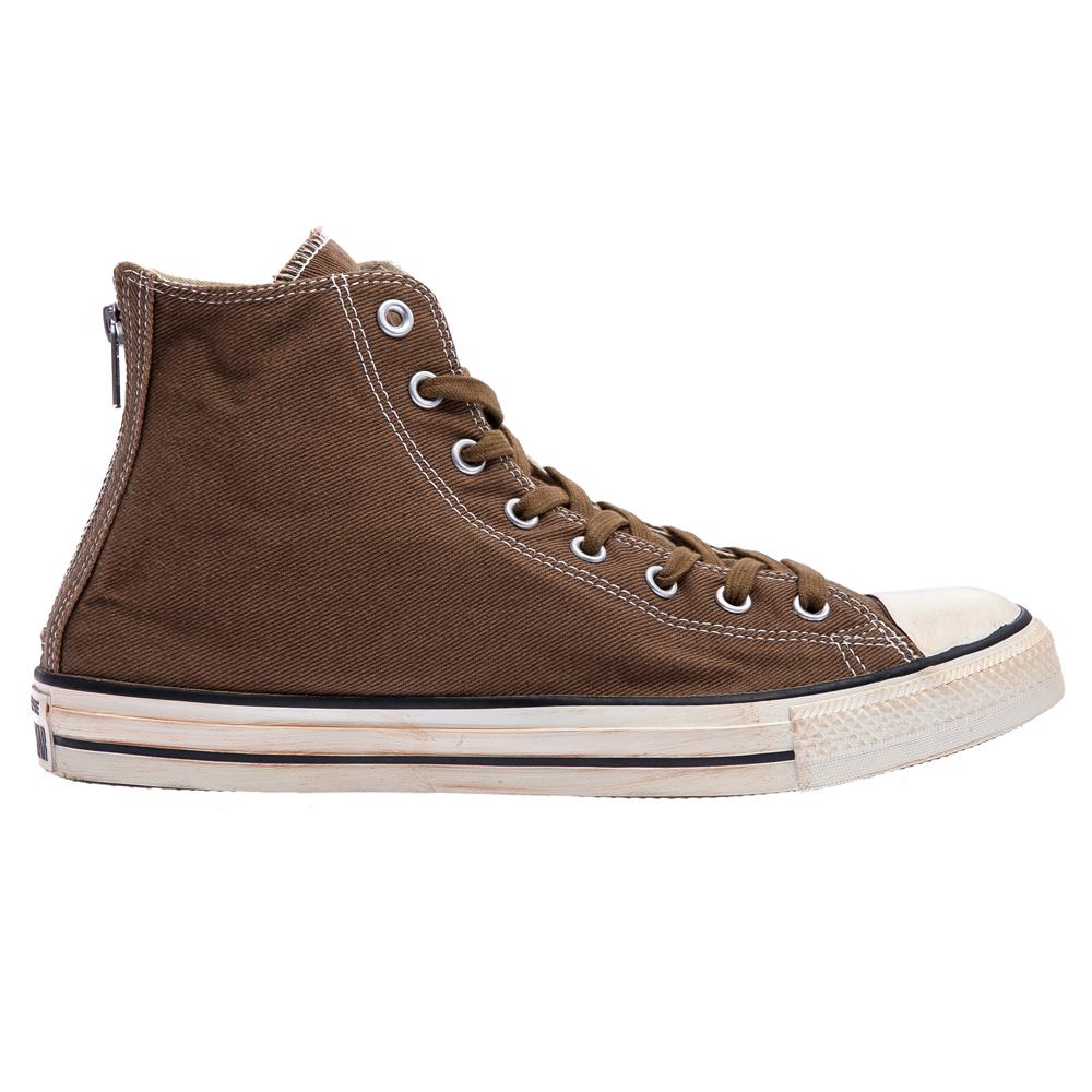 CONVERSE - Unisex παπούτσια Chuck Taylor καφέ ανδρικά παπούτσια sneakers