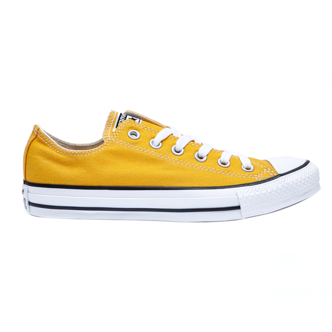 CONVERSE - Unisex παπούτσια Chuck Taylor κίτρινα σκούρα γυναικεία παπούτσια sneakers