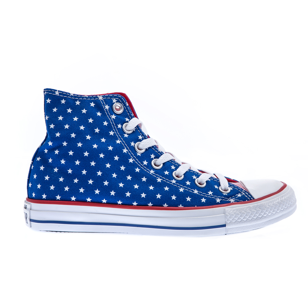 CONVERSE - Unisex παπούτσια Chuck Taylor μπλε ανδρικά παπούτσια sneakers