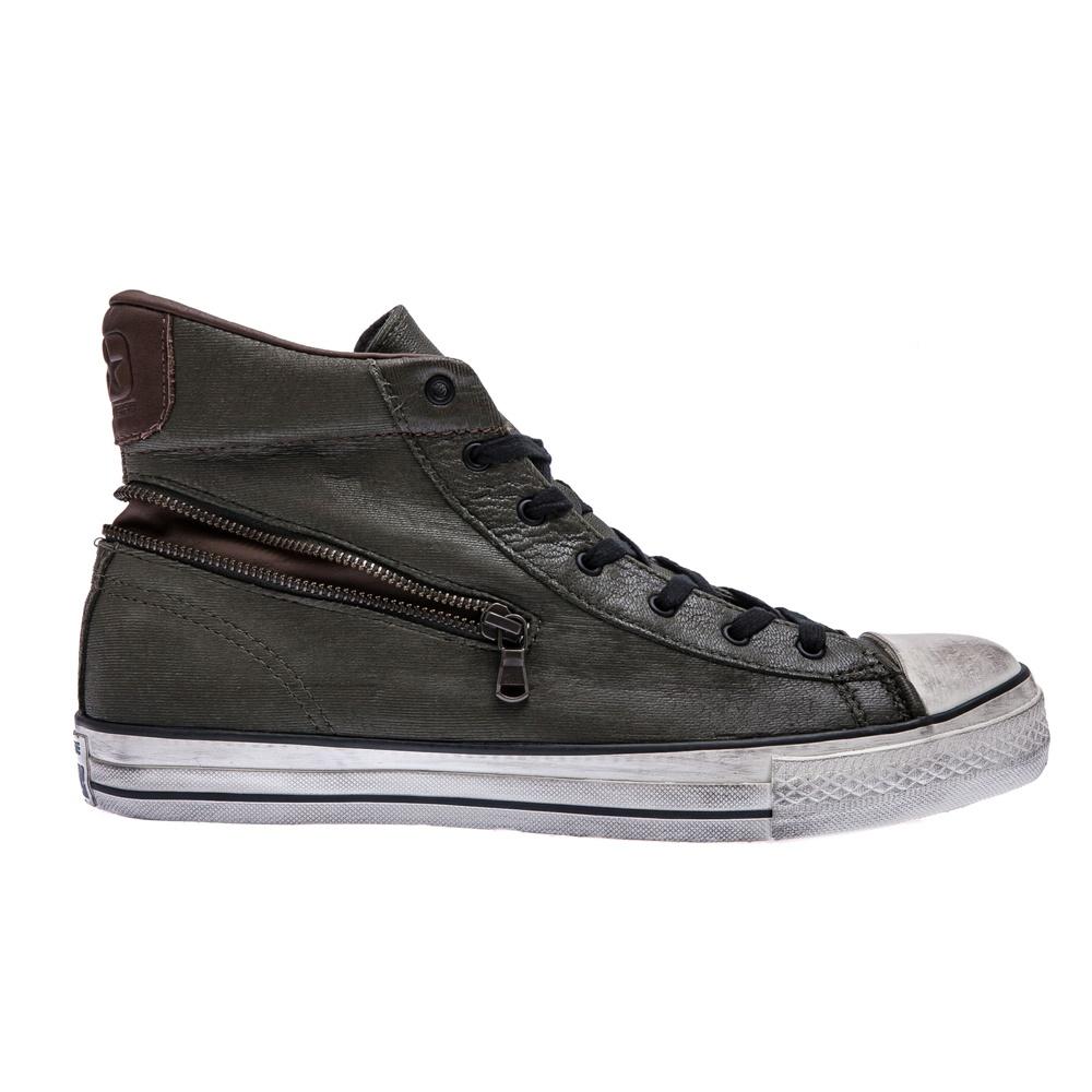 CONVERSE – Unisex παπούτσια All Star JV MID πράσινα-λαδί