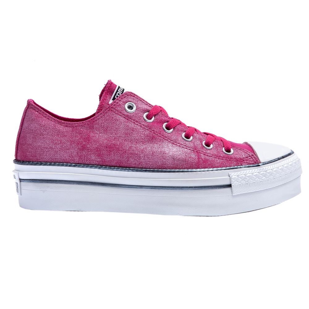 CONVERSE – Γυναικεία παπούτσια Chuck Taylor ροζ