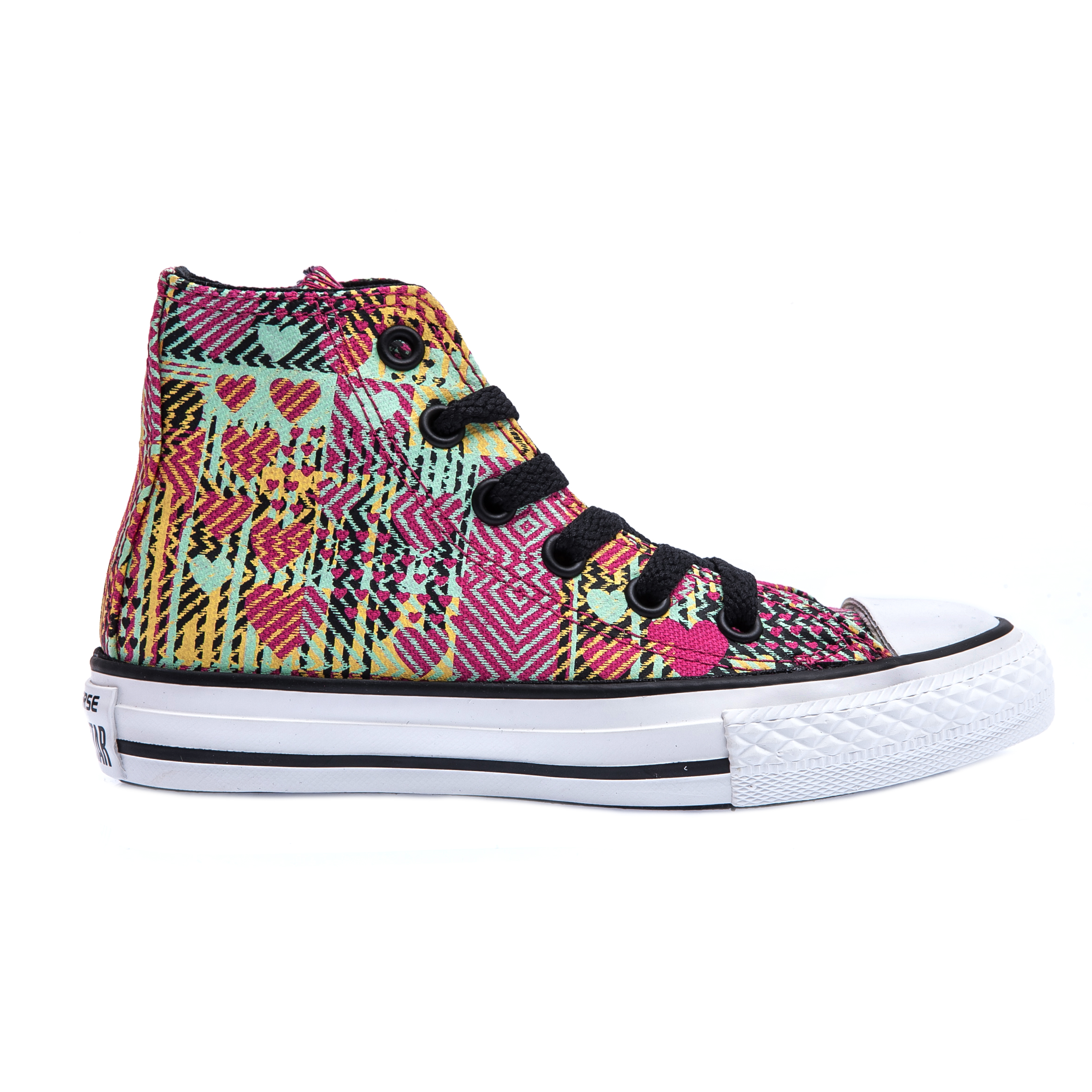 551421f5f1c CONVERSE - Παιδικά παπούτσια Chuck Taylor εμπριμέ