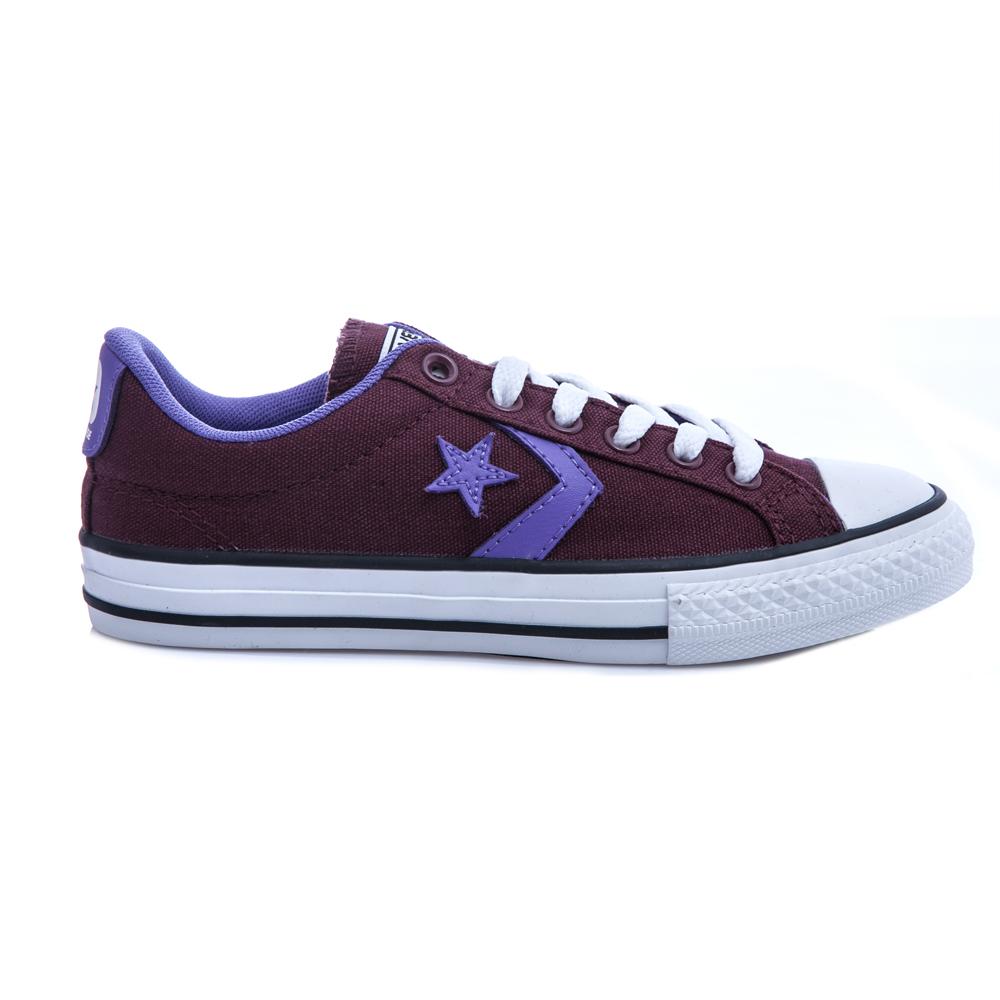 CONVERSE – Παιδικά παπούτσια Star Player μωβ
