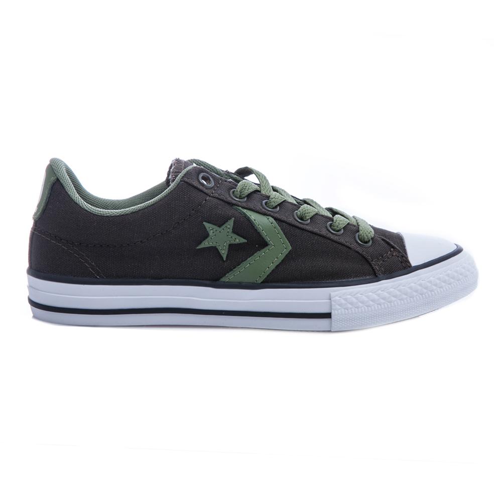 CONVERSE – Παιδικά παπούτσια Star Player καφέ