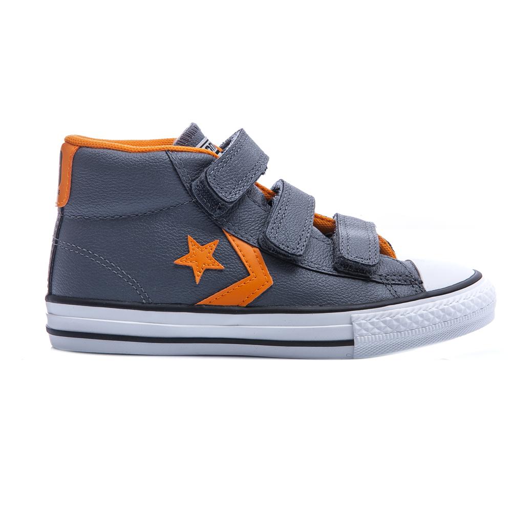 CONVERSE – Παιδικά παπούτσια Star Player EV 3V ανθρακί
