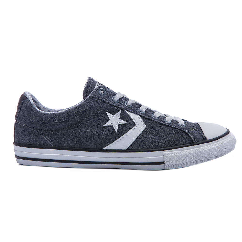 CONVERSE – Παιδικά παπούτσια Star Player ανθρακί