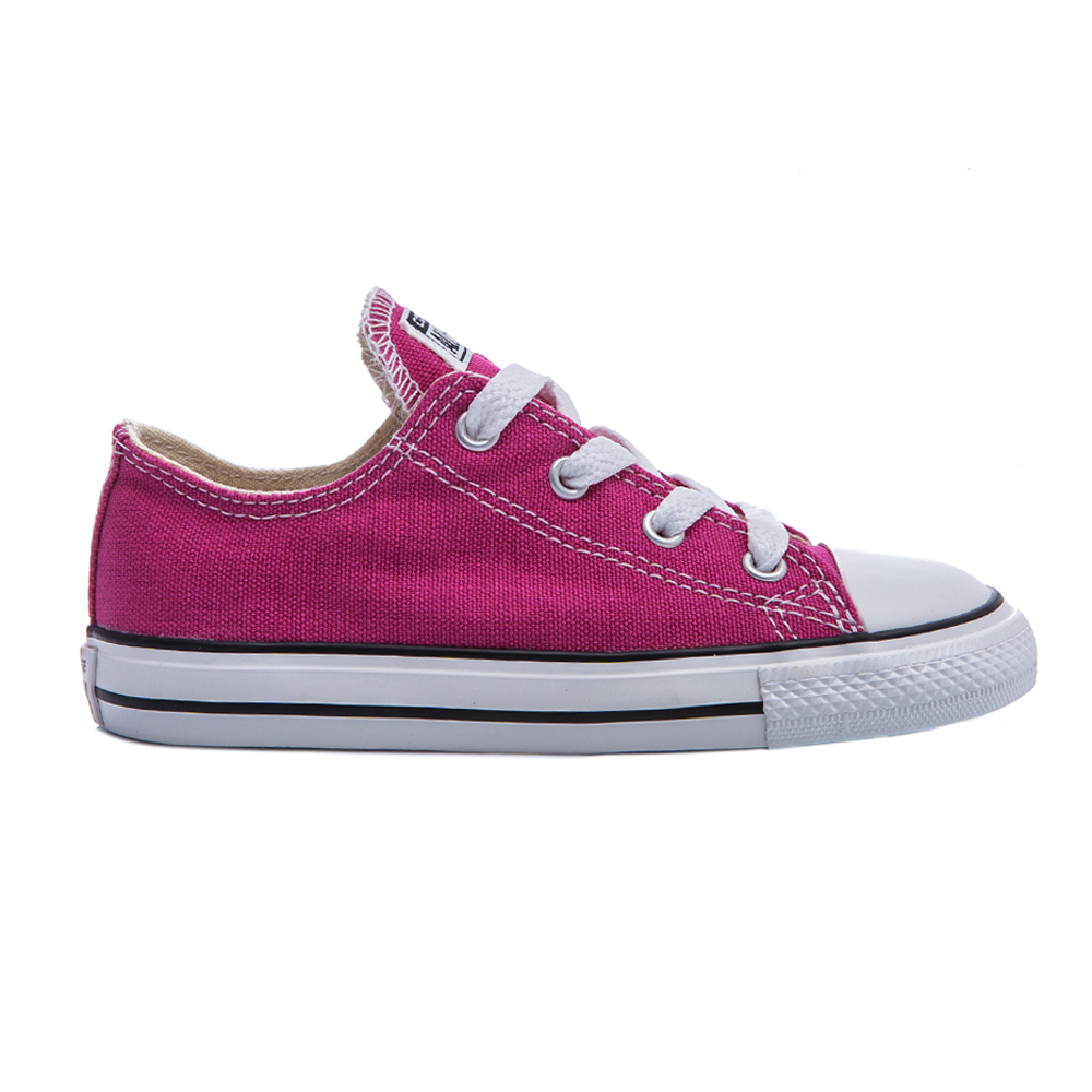 CONVERSE – Βρεφικά παπούτσια Chuck Taylor φούξια