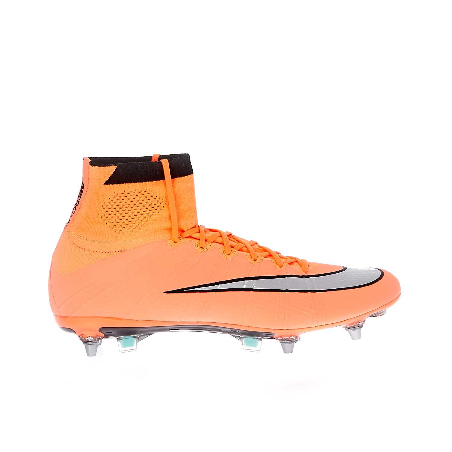 NIKE – Ανδρικά παπούτσια Nike MERCURIAL SUPERFLY SG-PRO πορτοκαλί