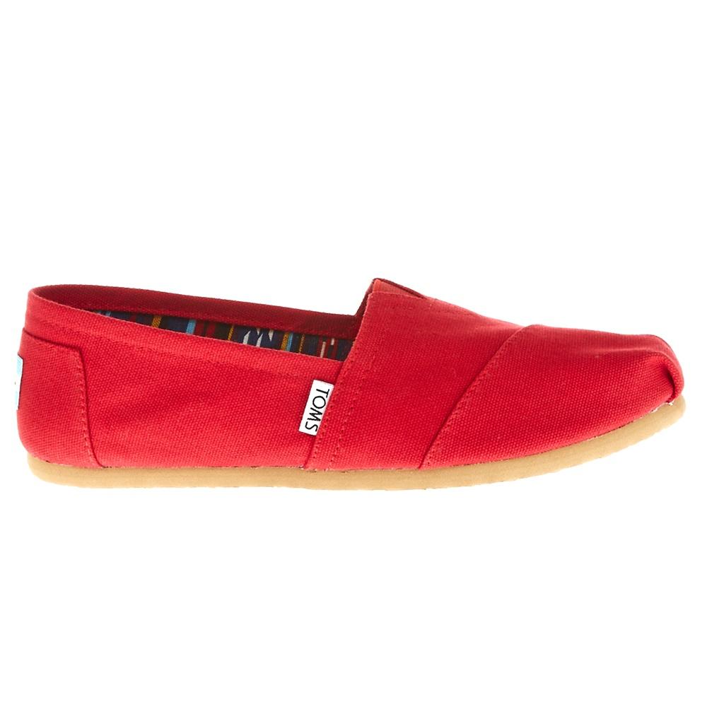 TOMS - Γυναικείες εσπαντρίγιες TOMS κόκκινες