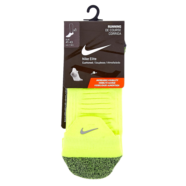 NIKE - Κάλτσες Nike κίτρινες ανδρικά αξεσουάρ κάλτσες