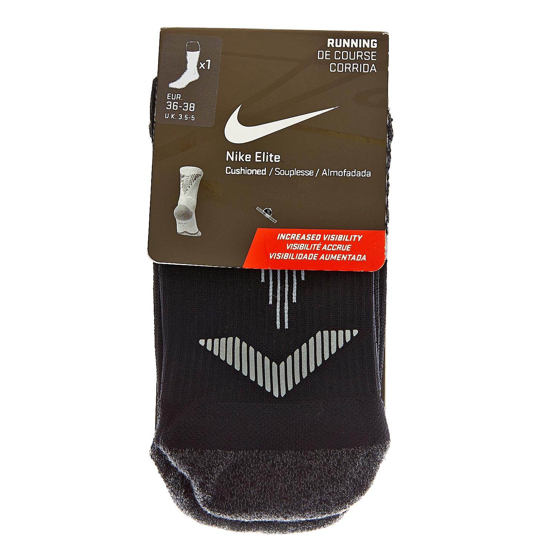 NIKE - Κάλτσες Nike μαύρες ανδρικά αξεσουάρ κάλτσες
