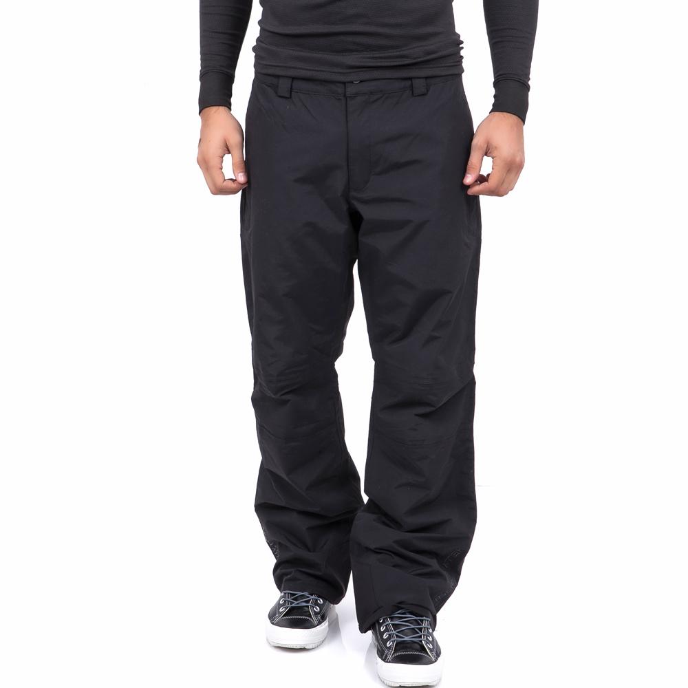 HELLY HANSEN - Ανδρικό παντελόνι σκι Helly Hansen μαύρο ανδρικά ρούχα αθλητικά φόρμες