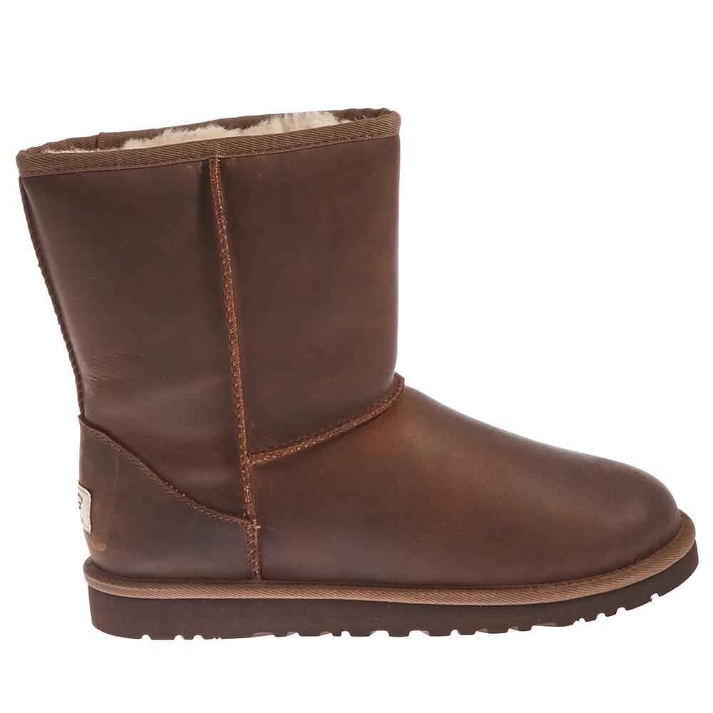 UGG - Παιδικά μποτάκια Ugg Australia καφέ-ΑΠΟ ΚΟΚΚΑΛΗ παιδικά boys παπούτσια μπότες μποτάκια
