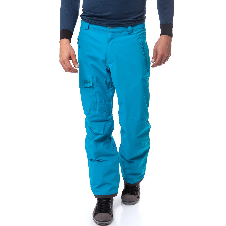 HELLY HANSEN - Ανδρικό παντελόνι σκι Helly Hansen μπλε ανδρικά ρούχα αθλητικά φόρμες