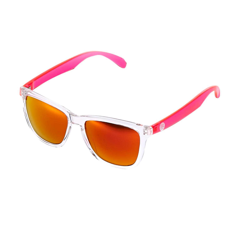 SUNSKI - Γυαλιά ηλίου SUNSKI διάφανα-ροζ