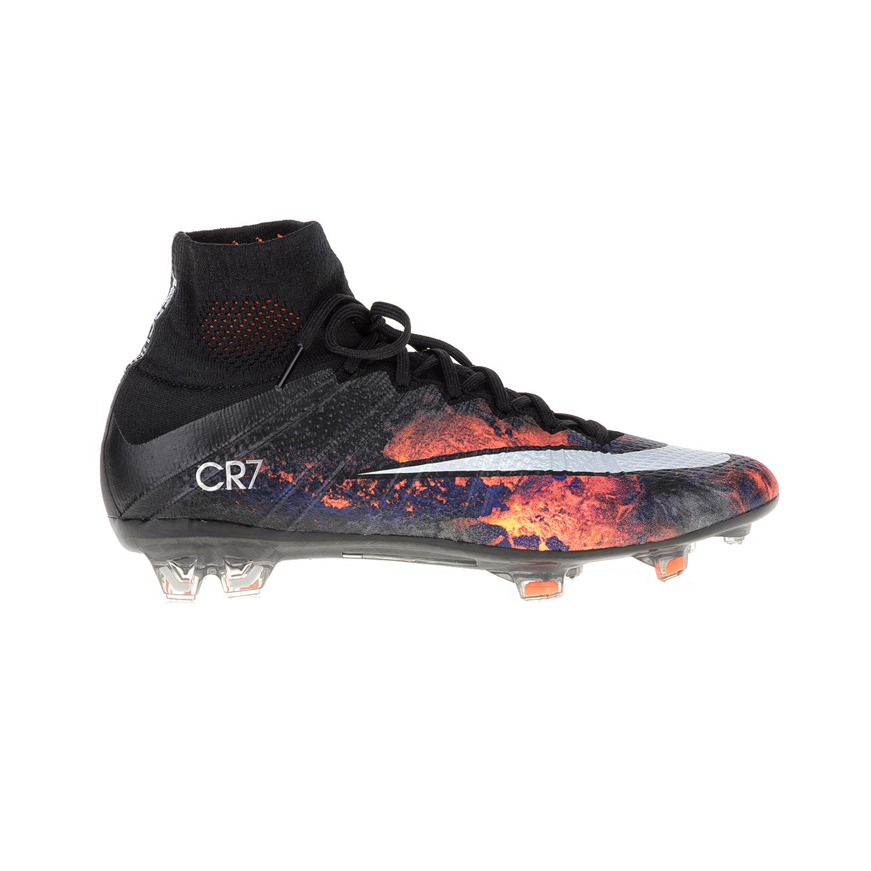 NIKE - Ανδρικά ποδοσφαιρικά παπούτσια ΝΙΚΕ MERCURIAL SUPERFLY CR FG μαύρα