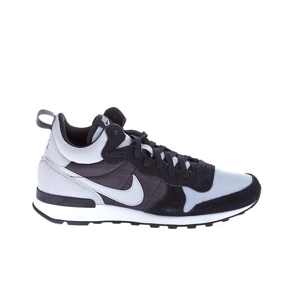 NIKE – Ανδρικά παπούτσια NIKE INTERNATIONALIST MID μαύρα-γκρι