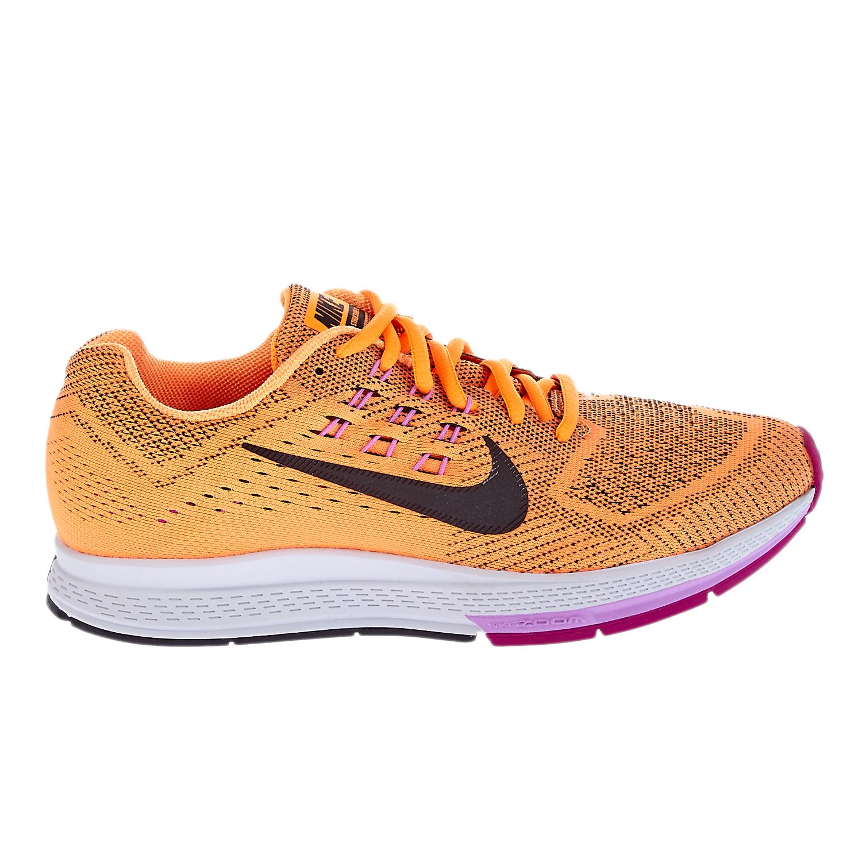 NIKE - Γυναικεία παπούτσια Nike AIR ZOOM STRUCTURE 18 πορτοκαλί
